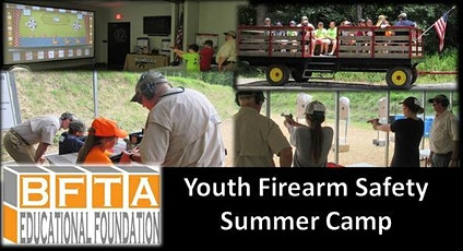 Youth Firearm Safety Summer Camp tickets