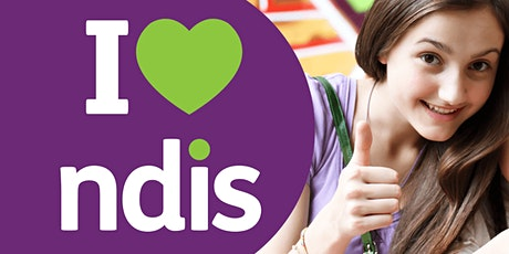 NDIS/OoHC Session 1 - The Chapel, MacKillop Head Office tickets