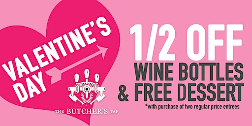 Valentine's Day at The Butcher's Tap