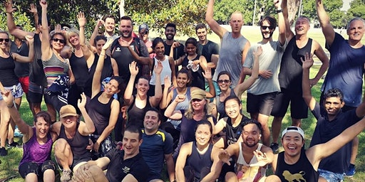 Free Charity Bootcamp for Bushfire Relief