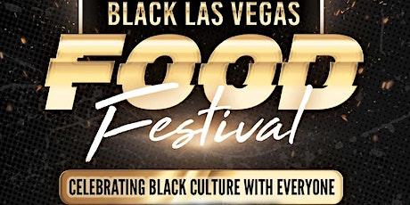 2020 Black Las Vegas Food Festival tickets