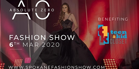 2020 Absolute Zero Fashion Show tickets