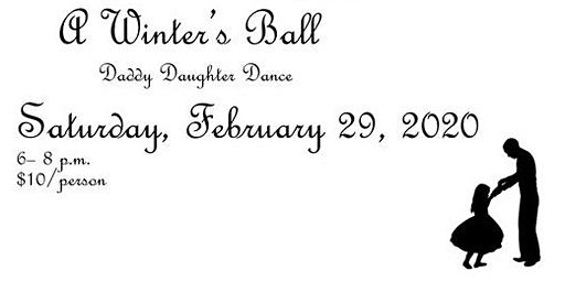 A Winter's Ball; Daddy Daughter Dance