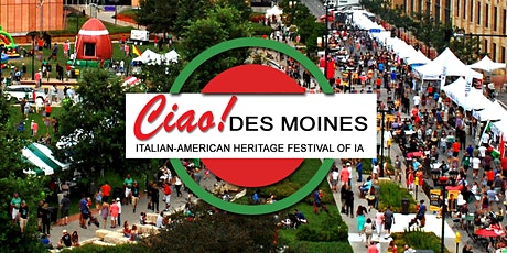 Italian-American Heritage Festival of IA - Cancelled tickets