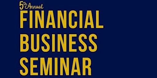 Financial Business Seminar
