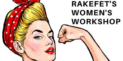 Rakefet's Women's Empowerment Workshop