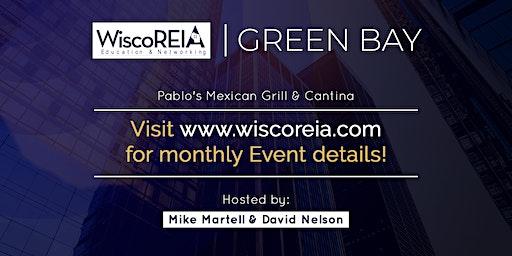 WiscoREIA's Green Bay Meeting - 2020!