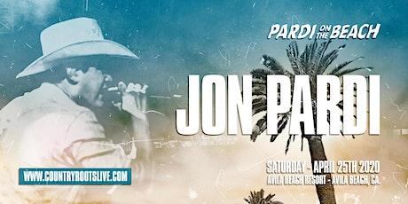 Jon Pardi tickets