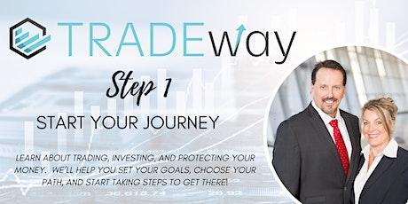 Step 1: Start Your Journey - Orange County tickets
