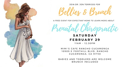 Bellies and Brunch: Having Your Best Pregnancy Yet! tickets