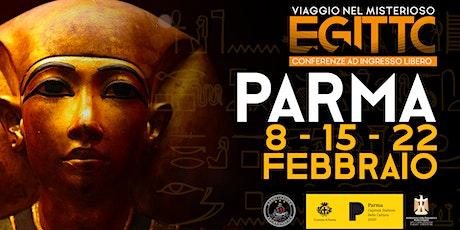 VIAGGIO NEL MISTERIOSO EGITTO biglietti