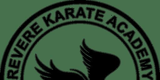 Revere Karate Academy's 40th Anniversary Dinner