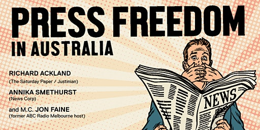 Talking Justice: Press freedom in Australia