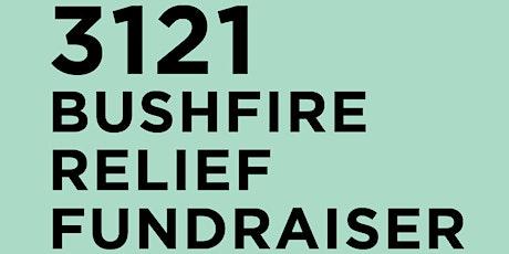 Richmond 3121 Bushfire Fundraiser tickets