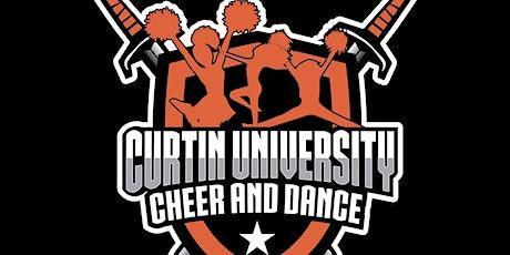 Curtin University Cheer & Dance Pre Season Training tickets