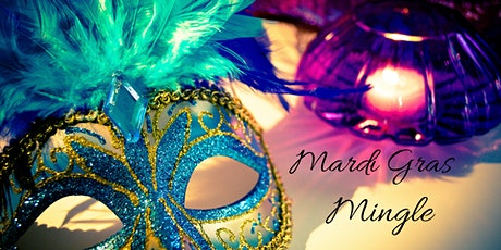 Mardi Gras Mingle for the Madams and Misses tickets