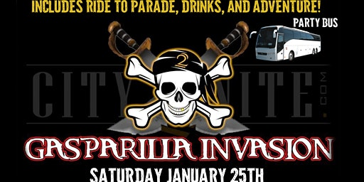 City2Nite 6th Annual Gasparilla Party Bus 2020 Downtown Elixir