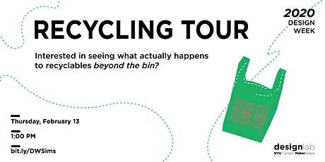 Recycling Tour - Sims Recycling Center tickets