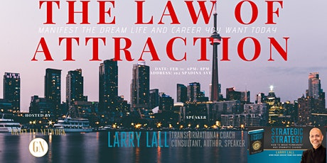 Manifesting - Laws of Attraction workshop - Toronto tickets