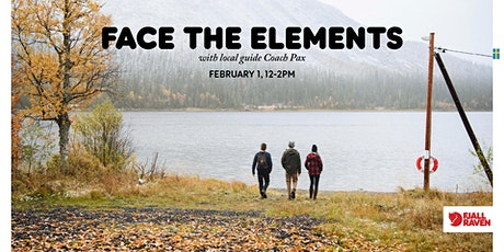 Face the Elements tickets