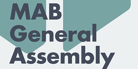 MAB mid-term General Assembly tickets