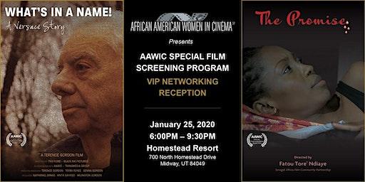AAWIC Special Film Screening Program