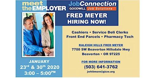 Hiring Event - Beaverton - 1/23/20