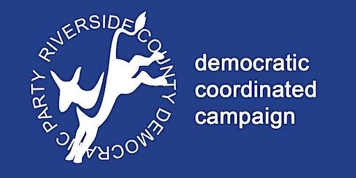 Democratic GOTV Kick-Off!