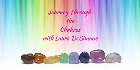 Journey Through The Chakras tickets