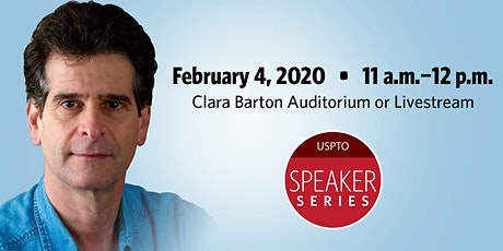 A conversation with Dean Kamen tickets