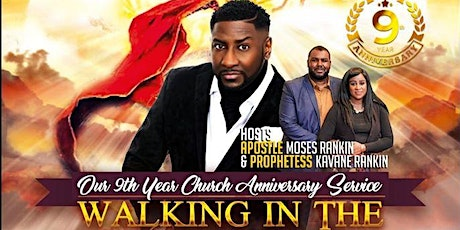 Walking in the Double Portion -- SOTS 9th Year Anniversary tickets