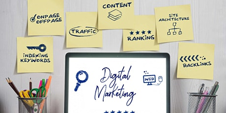 Is Your Digital Marketing Up to Date? tickets