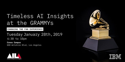 Timeless AI Insights at the GRAMMYs Changing the Fan Experience