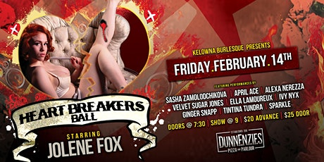Love BITES Valentines Day Drag Show at the #DunnenziesMission tickets