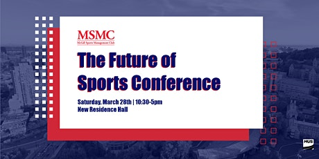 The Future of Sports Conference billets
