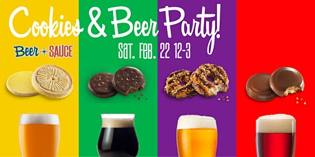 Cookies and Beer Party tickets