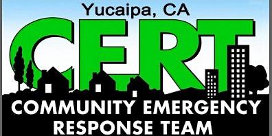 Community Emergency Response Team (CERT) Basic 20-Hour Training