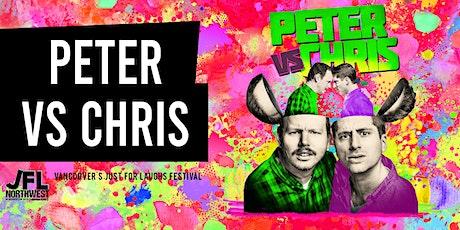 Peter Vs Chris tickets