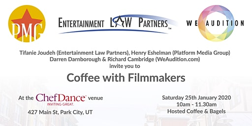 Coffee with the Filmmakers