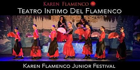 Teatro Intimo Del Flamenco - Karen Flamenco Junior Festival tickets