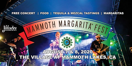 Mammoth Margarita Festival 2020 | 9th Annual Tequila & Mezcal Tasting tickets