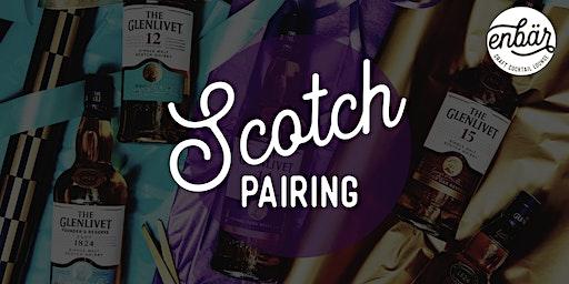 The Glenlivet Scotch Pairing Dinner