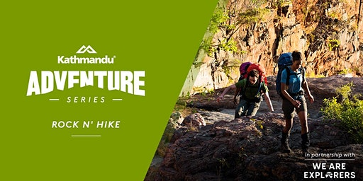 Adventure Series: Rock Climbing Refresher & Bushwalk // SYD