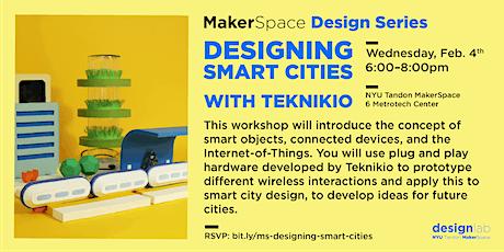 Designing Smart Cities tickets