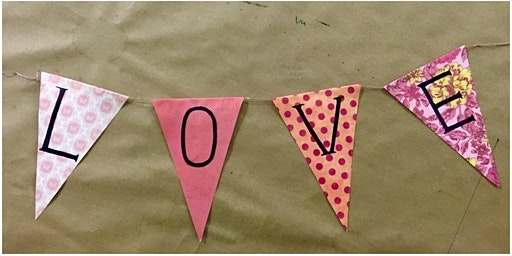 Upcycled With Love! Alternative Gift Making Workshop