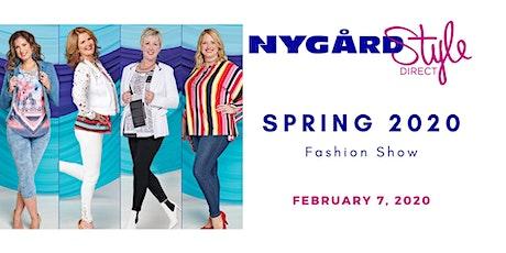 FEB 7 - Nygård Style Direct SPRING Fashion launch 2020 tickets