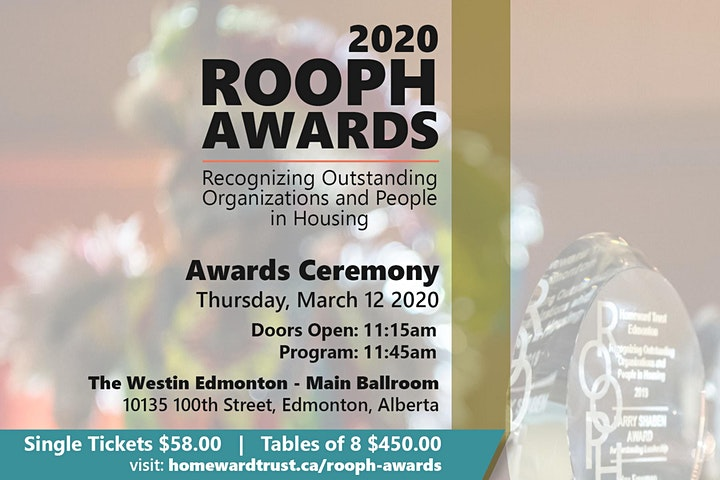 2020 ROOPH Awards Luncheon image