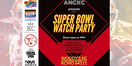 ANCKC Superbowl Watch Party! tickets