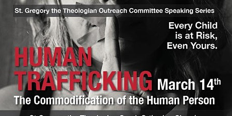 Human Trafficking: The Commodification of the Human Person tickets