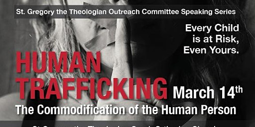 Human Trafficking: The Commodification of the Human Person